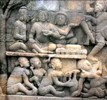 Relief-Karmawibhangga